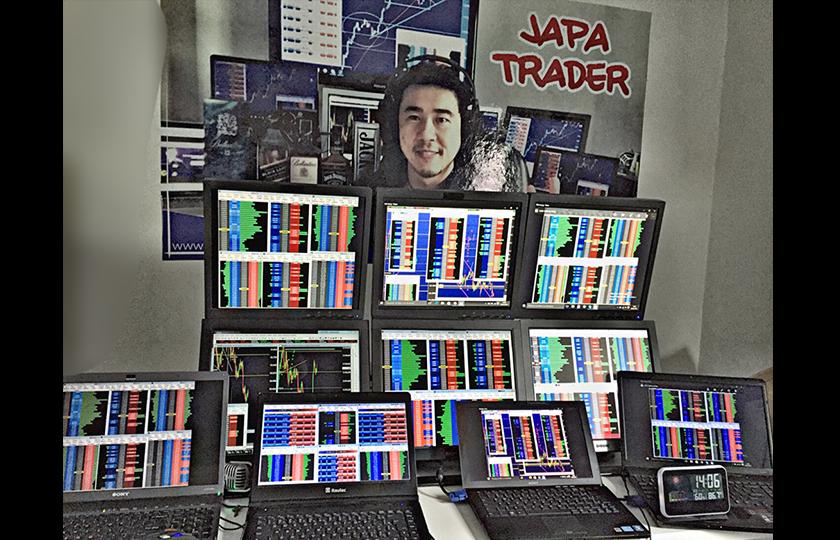 Trader login